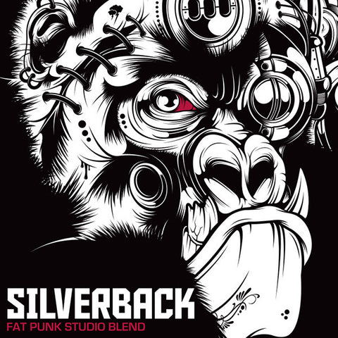 Coffee Factory - Silverback: Fat Punk Studio Blend