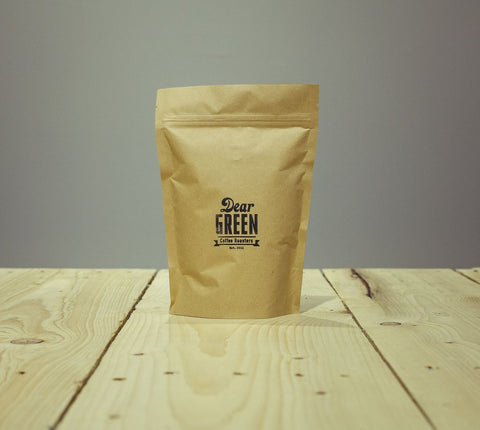 Dear Green Coffee - DR Congo - Latumba - Washed