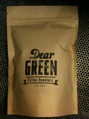 Dear Green Coffee - Ethiopia - Yirgacheffe - Kochere - Natural