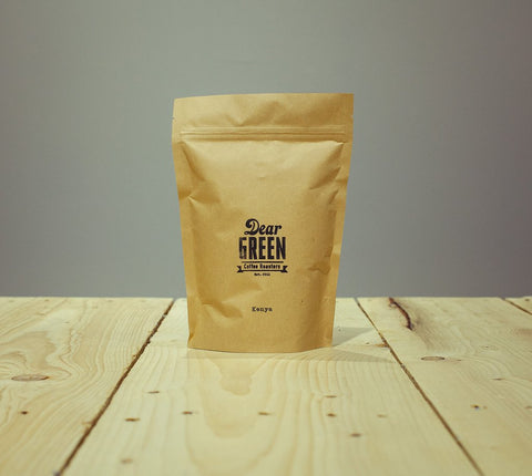 Dear Green Coffee - Kenya - Gakayuini - Peaberry - Washed And Sun-Dried