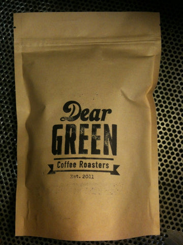Dear Green Coffee - Mexico - Las Flores - Mountain Water Decaffeinated