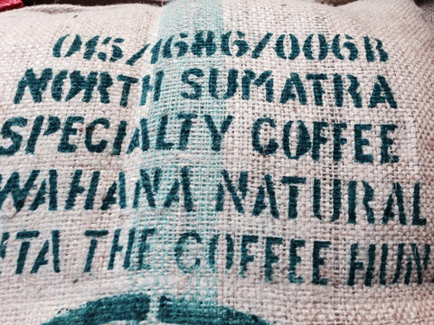 Dear Green Coffee - Sumatra - Wahana Estate - Natural