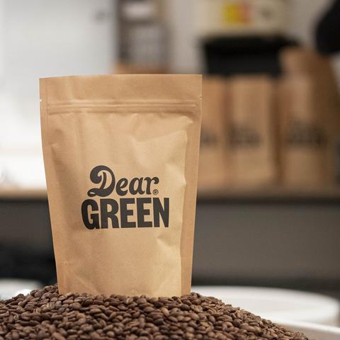 Dear Green Coffee: Brazil, Fazenda Pantano, Pulped Natural