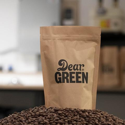 Dear Green Coffee: Ethiopia, Geta Bore Cooperative, Washed