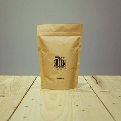 Dear Green Coffee: Guatemala, La Esperanza, Washed