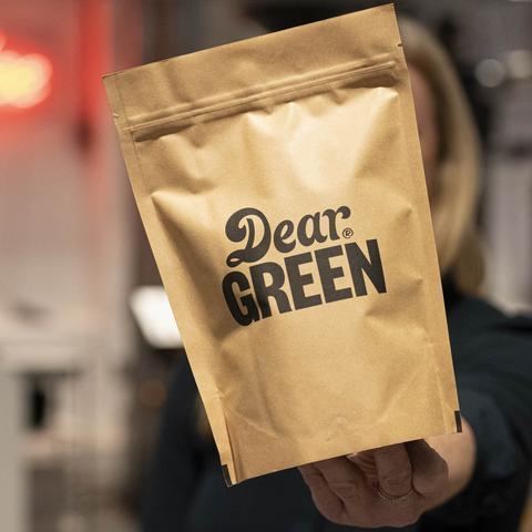 Dear Green Coffee: The Goosedubbs Espresso Blend