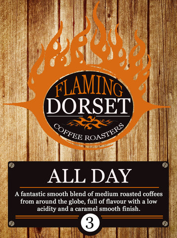 Flaming Dorset Coffee Roasters - All Day Blend