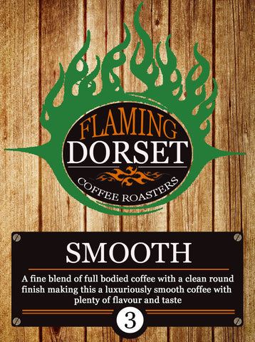Flaming Dorset Coffee Roasters - Smooth Blend