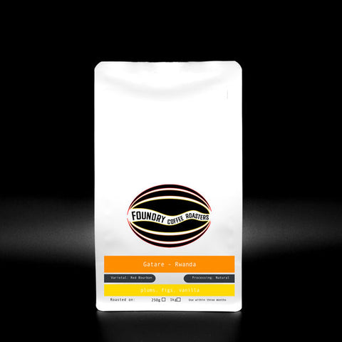 Foundry Coffee Roasters: Gatare Lot 23 - Rwanda - Natural