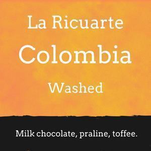 Foundry Coffee Roasters: Colombia, Finca La Ricuarte, Washed, Whole bean