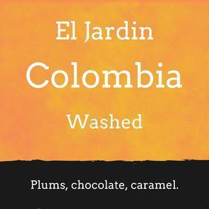Foundry Coffee Roasters: El Jardin: Colombia, Delos Andes, Washed, Whole bean