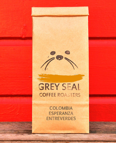 Grey Seal Coffee - Colombia Esperanza Entreverdes