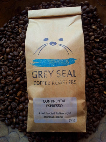 Grey Seal Coffee - Continental Espresso