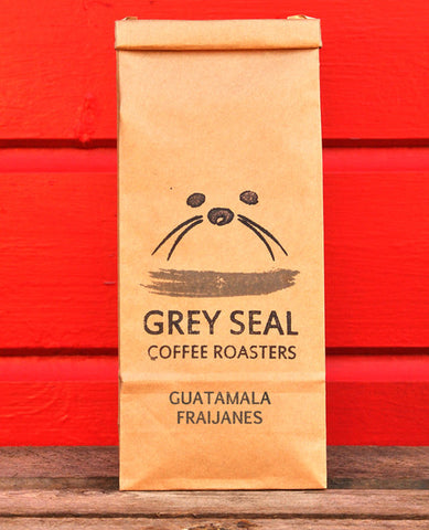 Grey Seal Coffee - Guatemala - Fraijanes