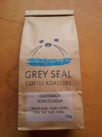 Grey Seal Coffee - Guatemala - Huehuetenango