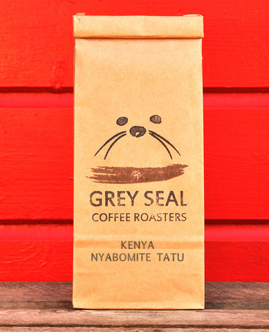 Grey Seal Coffee - Kenya Nyabomite Tatu