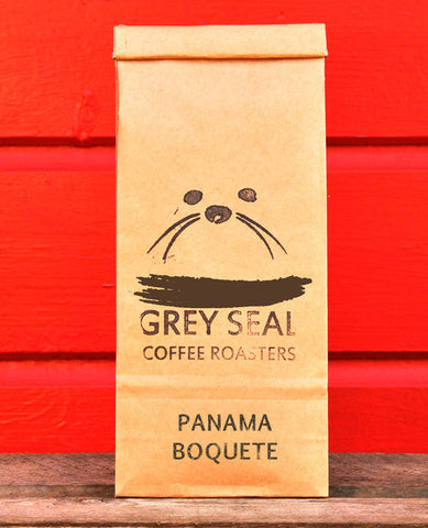 Grey Seal Coffee - Panama Hacienda El Esmeralda