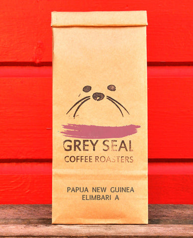 Grey Seal Coffee - Papua New Guinea Elimbari A