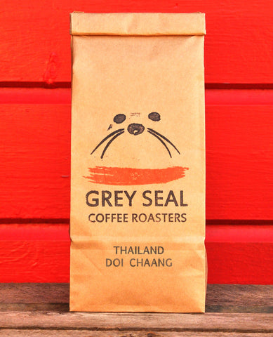 Grey Seal Coffee - Thailand Doi Chaang Peaberry