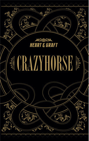Heart & Graft Coffee Roastery: Crazyhorse: Democratic Republic Of Congo, Hutwe, Natural
