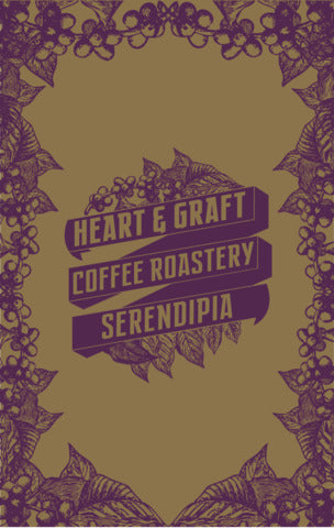 Heart & Graft Coffee Roastery: Serendipia: Honduras, Comsa Co Op, Washed