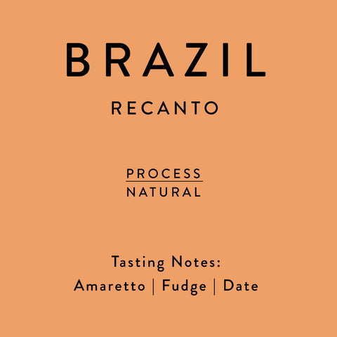 Horsham Coffee Roaster: Brazil, Recanto, Natural