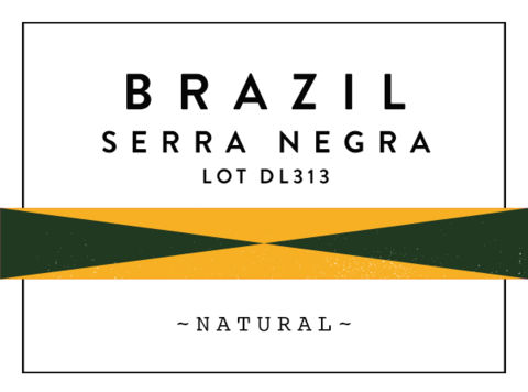 Horsham Coffee Roaster - Brazil Serra Negra Lot DL313