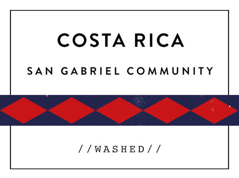 Horsham Coffee Roaster - Costa Rica San Gabriel Washed