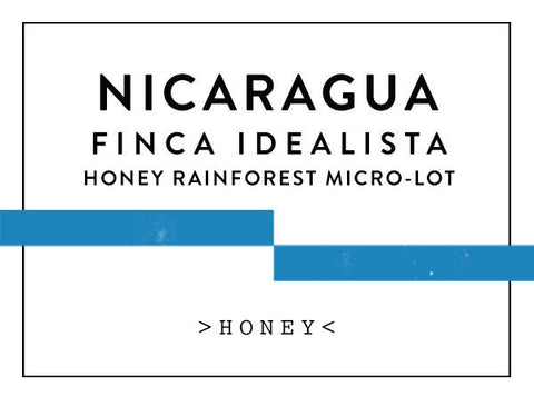 Horsham Coffee Roaster - Nicaragua Finca Idealista Honey Micro-Lot
