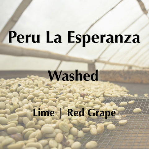 Horsham Coffee Roaster - Peru La Esperanza