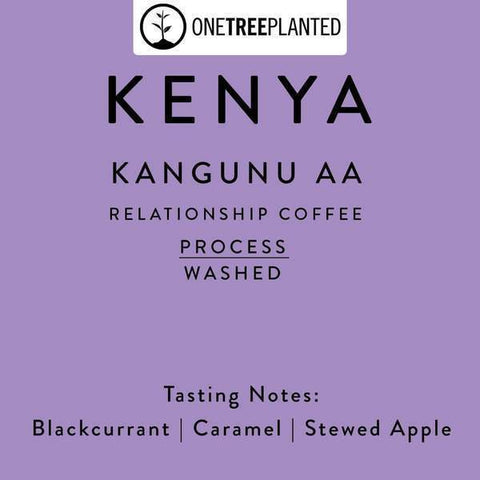 Horsham Coffee Roaster: Kenya, Kangunu AA, Washed