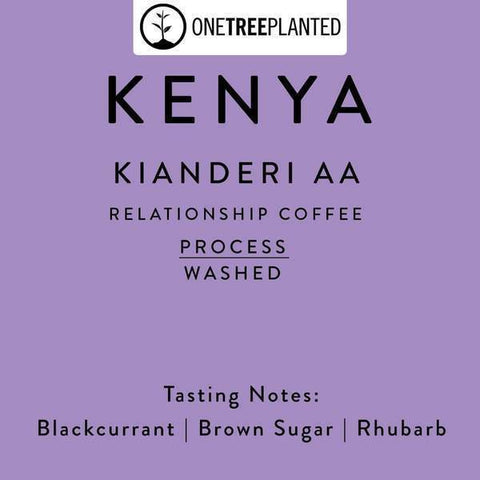 Horsham Coffee Roaster: Kenya, Kianderi AA, Washed