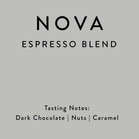 Horsham Coffee Roaster: Nova Espresso Blend