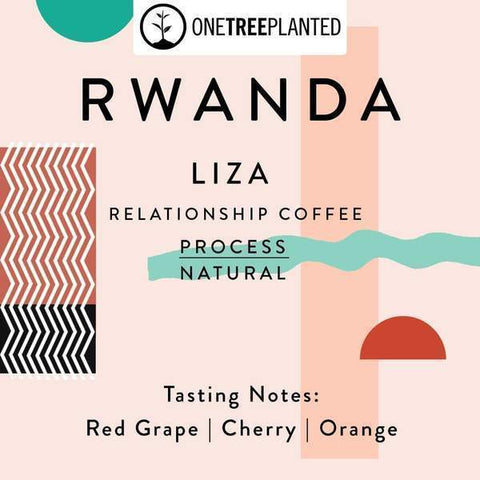 Horsham Coffee Roaster: Rwanda, Liza washing station, Natural