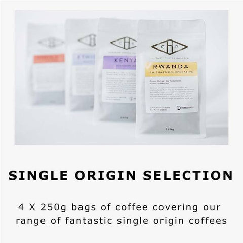 Horsham Coffee Roaster: Single Origin Coffee Selection 4 x 250g