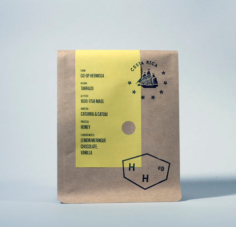 Hundred House Coffee: Costa Rica - Co-Op Hermosa - Honey