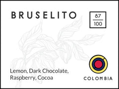 Long and Short Coffee - Bruselito - Colombia - Washed
