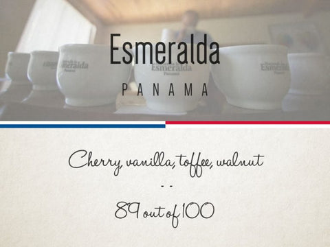 Long and Short Coffee - Esmeralda - Panama - Washed