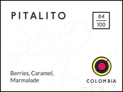 Long and Short Coffee - Pitalito - Colombia - Washed