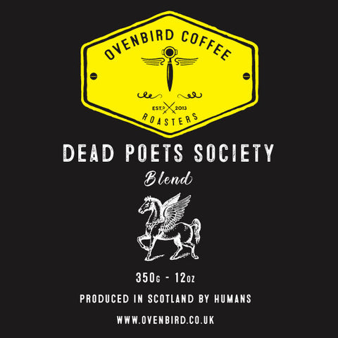 Ovenbird Coffee - Dead Poets Society Blend