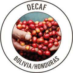 Rinaldo's Coffee: Bolivia / Honduras, Decaffeinated