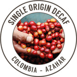 Rinaldos Coffee: Colombia, Azahar, Decaffeinated