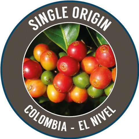 Rinaldo's Coffee: Colombia, Finca El Nivel, Washed