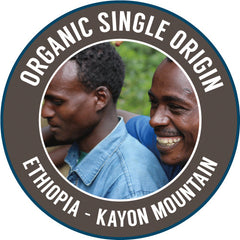 Rinaldo's Coffee: Ethiopia, Kayon Mountain, Washed