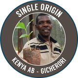 Rinaldos Coffee: Kenya, Gecherori, Washed - 250g