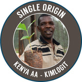Rinaldos Coffee: Kenya, Kimlogit - AA, Washed