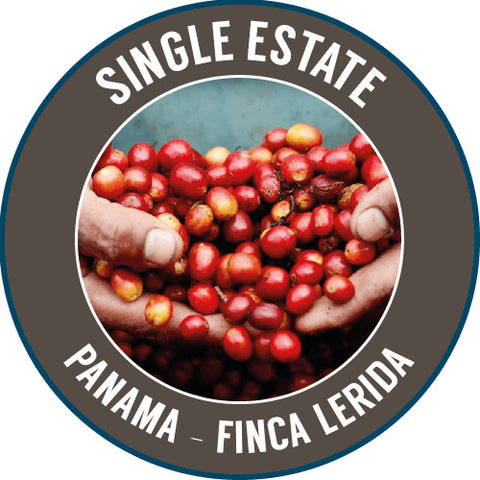 Rinaldo's Coffee: Panama, Finca Lerida, Washed