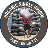 Rinaldos Coffee: Peru, Union Y Fe, Washed