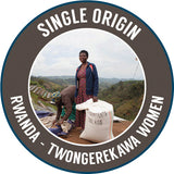 Rinaldos Coffee: Rwanda, Twongerekawa Coko: WOMENS PRODUCERS, Washed