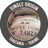 Rinaldos Coffee: Single Origin - Tanzania - Tarime - Natural